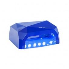Лампа кристалл синяя 36ватт (led)